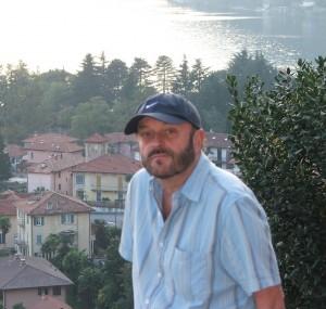 Martin Sutton, 2013 winner of the inaugural HNS international Award