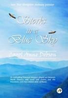 STORKS IN A BLUE SKY by Carol Anne Dobson