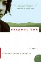 Serpent Box  by Vincent Louis Carrella