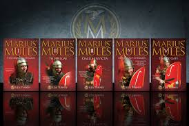 The relaunch of the Marius' Mules series.