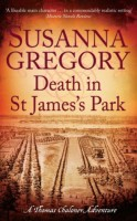 Death in St. James Park by Susanna Gregory