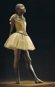 Little Dancer Aged Fourteen - flipped