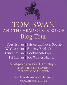 Tom Swan Blog Tour