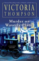 Murder on Waverly Place: A Gaslight Mystery by Victoria Thompson