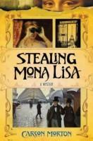 Stealing Mona Lisa by Carson Morton