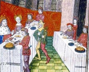 Feasting - 15th Century