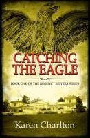 Catching the Eagle by Karen Charlton