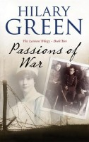 Passions of War (Leonora Trilogy) by Hilary Green