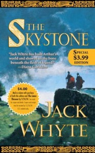 The Skystone, by Jack Whyte