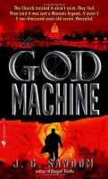 The God Machine by J. G. Sandom