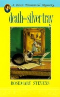 Death on a Silver Tray by Rosemary Stevens