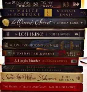 Forthcoming Historical Novels