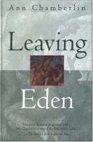 Leaving Eden by Ann Chamberlin