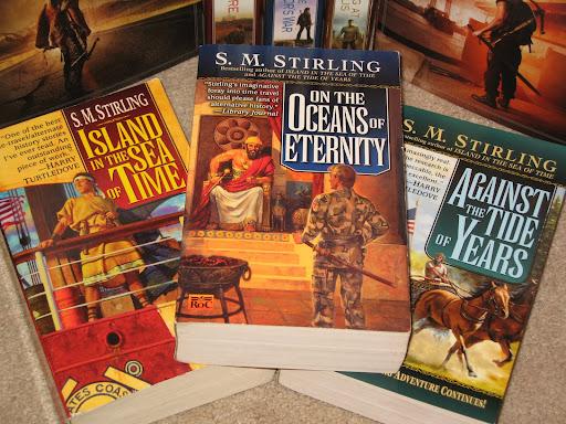 Alternate history - example novels