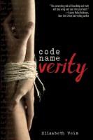 Code Name Verity by Elizabeth Wein