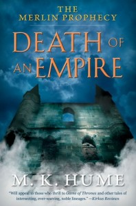 Death of an Empire - US cover