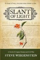 Slant of Light by Steve Wiegenstein