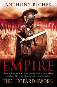 Empire by Anthony Riches