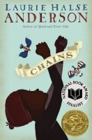 Chains by Laurie Halse