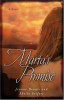 Marta's Promise by Sheila Seifert