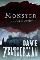 Monster by Dave Zeltserman