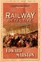 The Railway Detective by Edward Marston