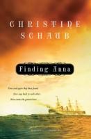 Finding Anna by Christine Schaub