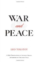 War and Peace by Leo Tolstoy (trans. Anthony Briggs)