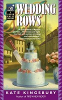 Wedding Rows by Kate Kingsbury