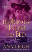 His Boots Under Her Bed by Ana Leigh
