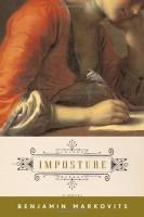 Imposture by Benjamin Markovits