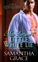 Miss Lavigne's Little White Lie by Samantha Grace