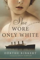 She Wore Only White by Dörthe Binkert