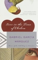 Love in the Time of Cholera by Gabriel García Márquez (trans. Edith Grossman)
