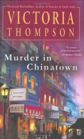 Murder in Chinatown: A Gaslight Mystery by Victoria Thompson