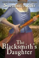 The Blacksmith's Daughter by Suzanne Adair