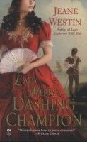 Lady Merry's Dashing Champion by Jeane Westin