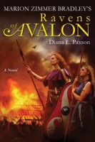 Marion Zimmer Bradley's Ravens Of Avalon by Diana L. Paxson