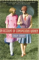 On Account of Conspicuous Women  by Dawn Shamp