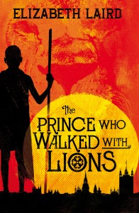 The Prince Who Walked with Lions