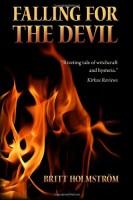 Falling for the Devil by Britt Holstrom