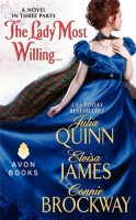 The Lady Most Willing: A Novel in Three Parts by Julia Quinn