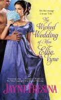 The Wicked Wedding of Miss Ellie Vyne by Jayne Fresina