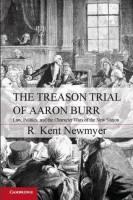 Treason Trial of Aaron Burr