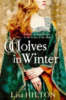 Wolves in Winter by Lisa Hilton