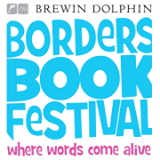 Click the image to follow the Borders Book Festival on Facebook