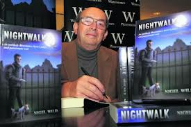 Nigel Wild at Waterstones