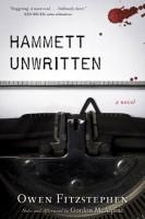 Hammett Unwritten by Owen Fitzstephen