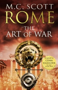 Rome: The Art of War by M.C. Scott