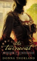 The Turncoat by Donna Thorland
